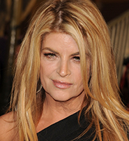 Citation de Kirstie Alley par David TELLIER